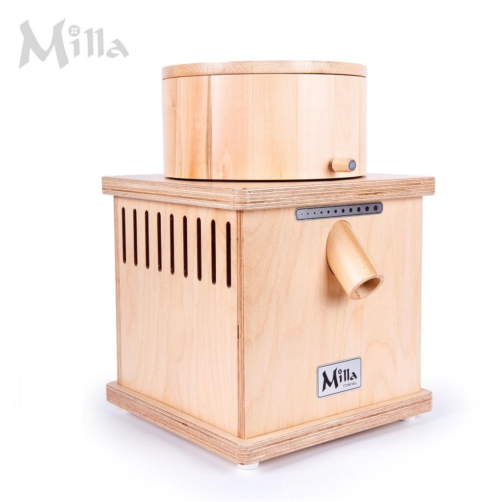 Каменна мелница Milla M-02, професионална